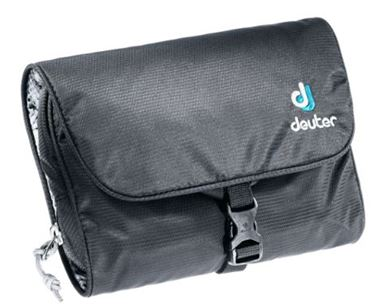 Picture of DEUTER WASH BAG I BLACK