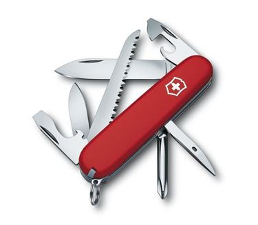 Picture of VICTORINOX - HIKER RED