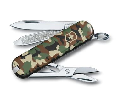 Picture of VICTORINOX - CLASSIC CAMOFLAUGE