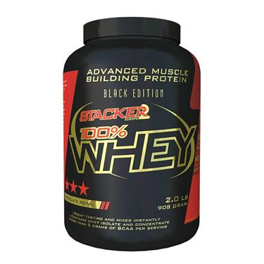 Picture of STACKER 2 - 100% WHEY PROTEIN 908G