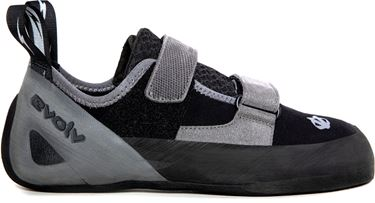 Picture of EVOLV DEFY MEN CLIMBING SHOE - BLACK/GRAY