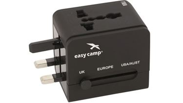 Picture of EASY CAMP TRAVEL ADAPTOR