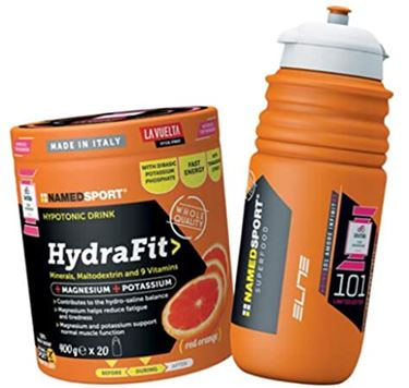 Picture of NAMED SPORT HYDRAFIT 400G WITH FREE BOTTLE