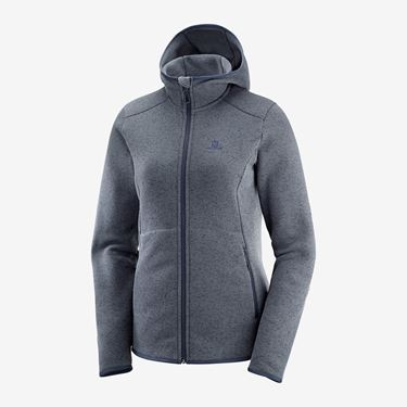 Picture of SALOMON -BISE HOODIE W