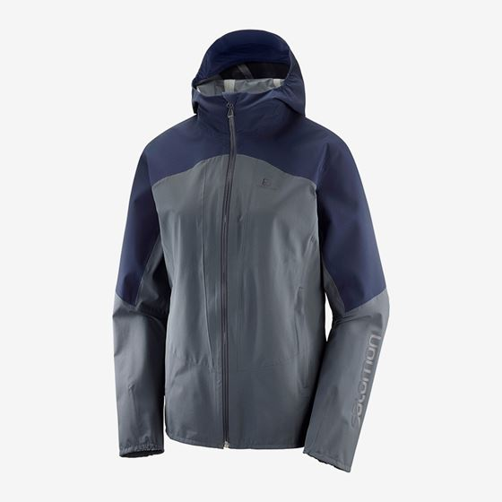 Picture of SALOMON -OUTLINE JKT W