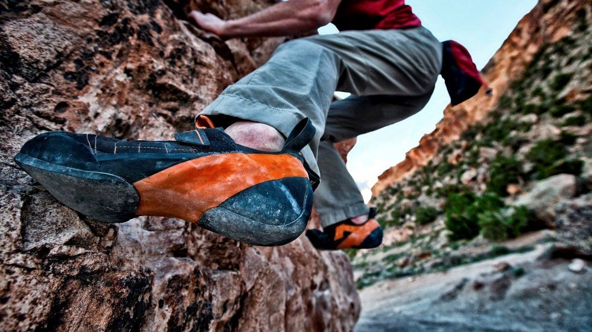Picture for category Men's Climbing Shoes