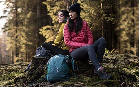 Picture for category Women's Hiking Clothing